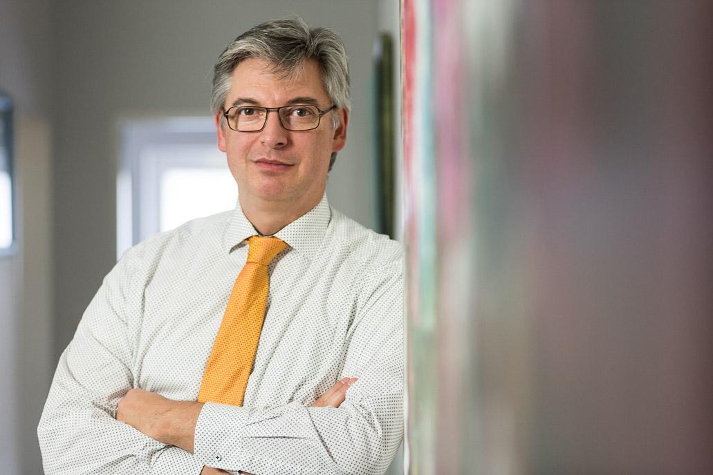 Porträt: Dr. Michael Blessing, Facharzt für Urologie und Männermedizin