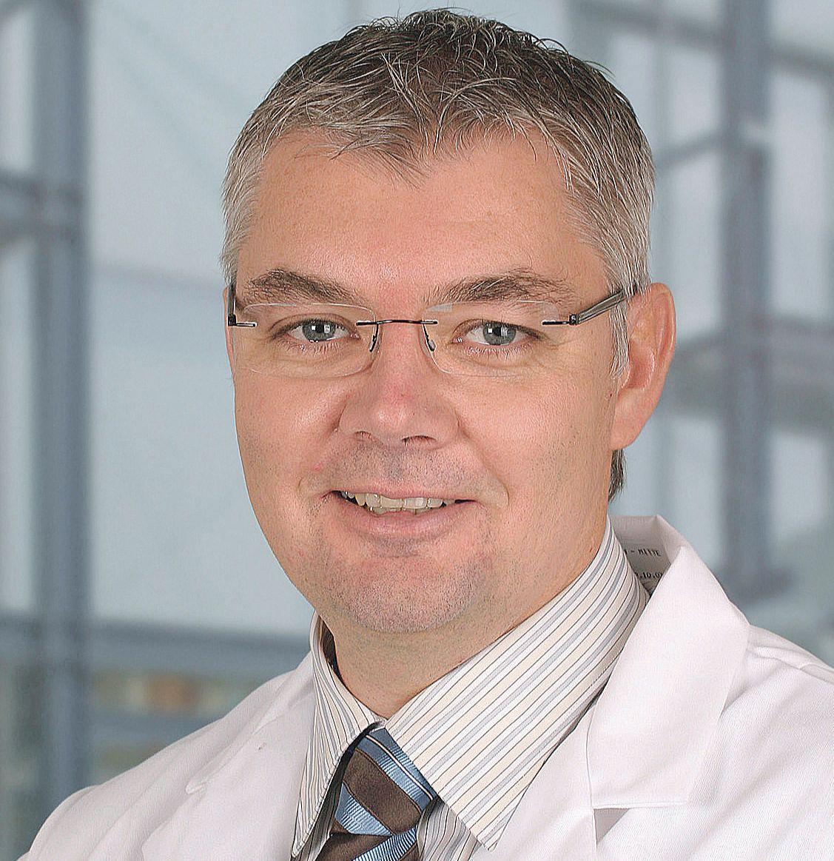 Professor Dr. Sebastian Melchior, Direktor Klinikum Bremen-Mitte