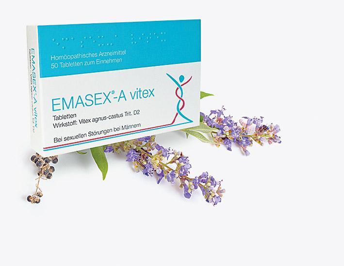Produktporträt: EMASEX®-A vitex