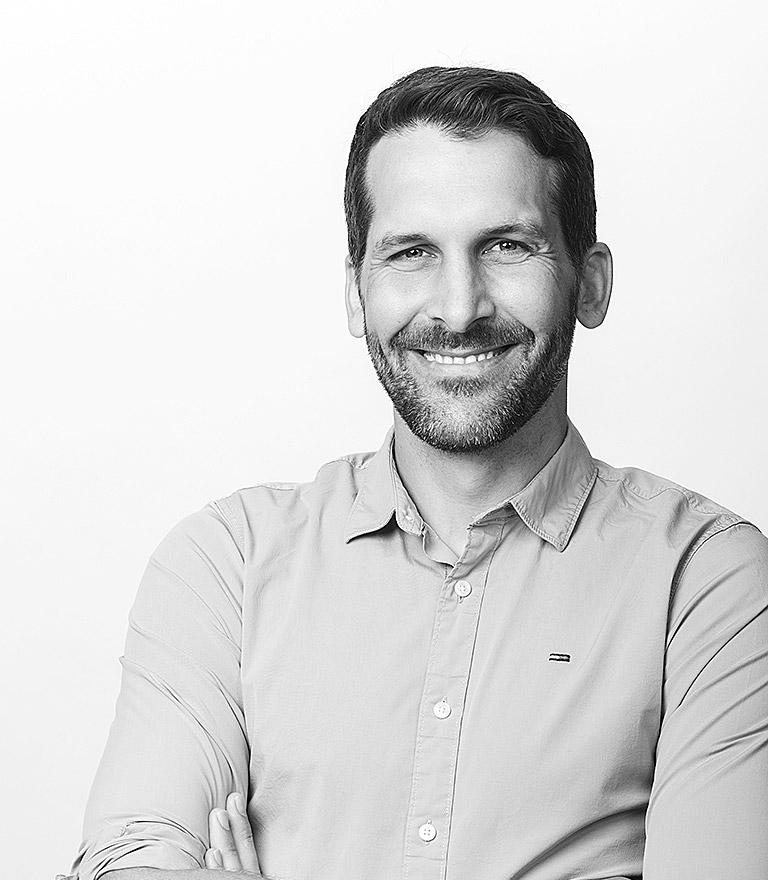 Porträt: Dr. Axel Becker