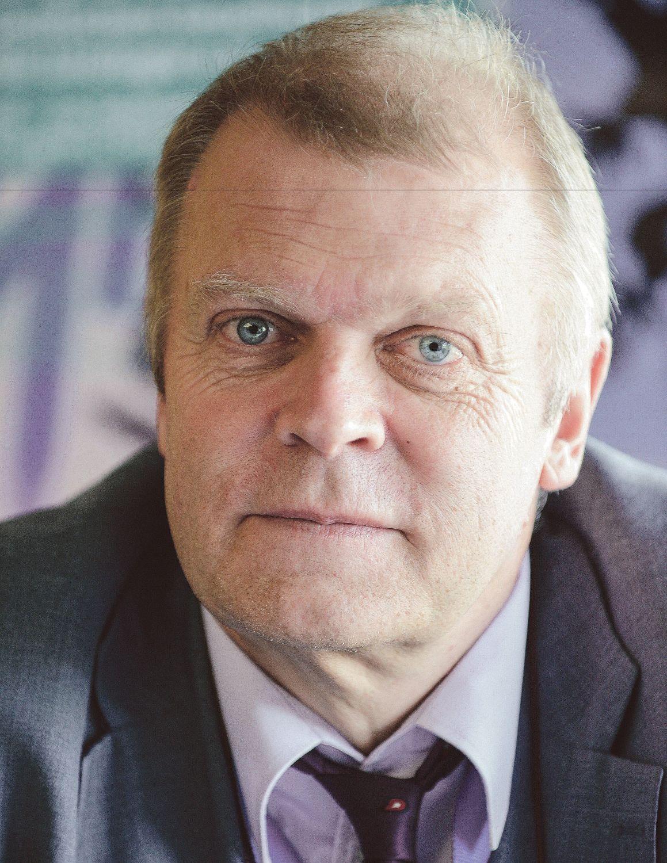 Herr Dr. Wolfgang Bühmann, Pressesprecher des Berufsverbandes der Deutschen Urologen e.V.