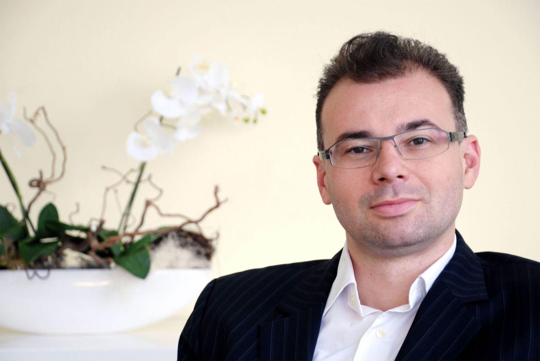 Der Chirurg Christoph Jethon vom Deutschen Zentrum für Urologie in der Nähe von Frankfurt am Main