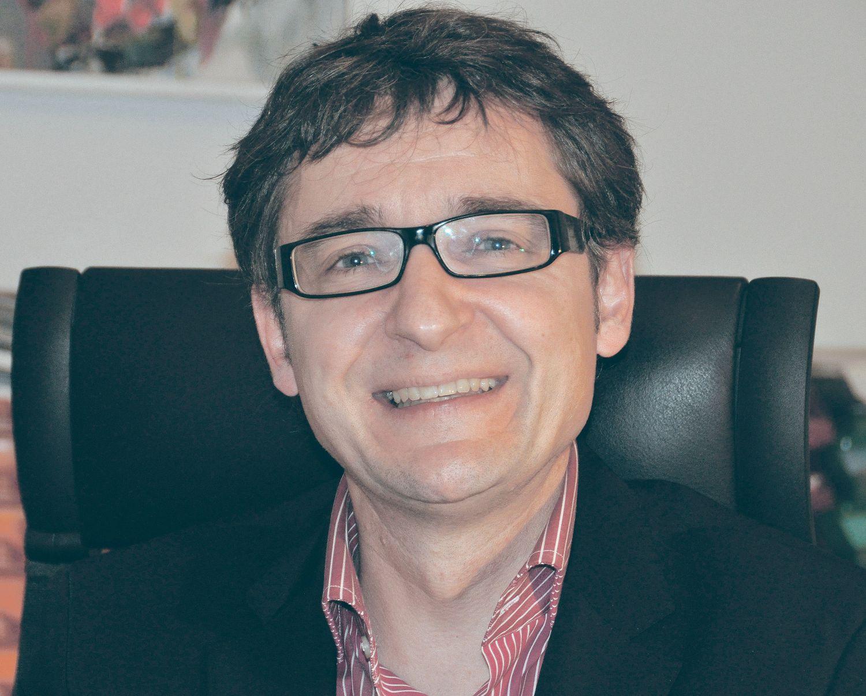 Dr. Götz Geiges, niedergelassener Uro-Onkologe aus Berlin
