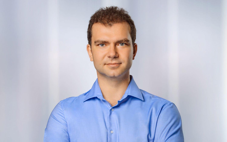 Porträt: Dr. Ivan Hoffmann